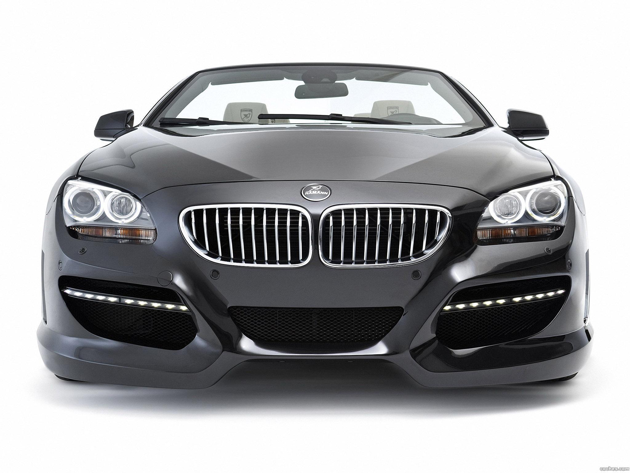 Foto 0 de BMW Hamann Serie 6 Cabrio F13 2011