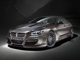 Ver foto 6 de BMW Hamann Serie 6 Gran Coupe F06 2012