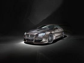 Ver foto 1 de BMW Hamann Serie 6 Gran Coupe F06 2012