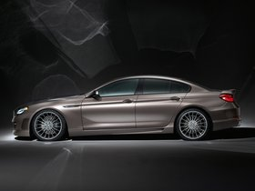 Ver foto 9 de BMW Hamann Serie 6 Gran Coupe F06 2012