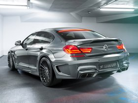 Ver foto 3 de BMW Hamann Serie 6 Gran Coupe Mirr6r F06 2013
