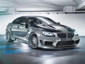 Ver foto 1 de BMW Hamann Serie 6 Gran Coupe Mirr6r F06 2013