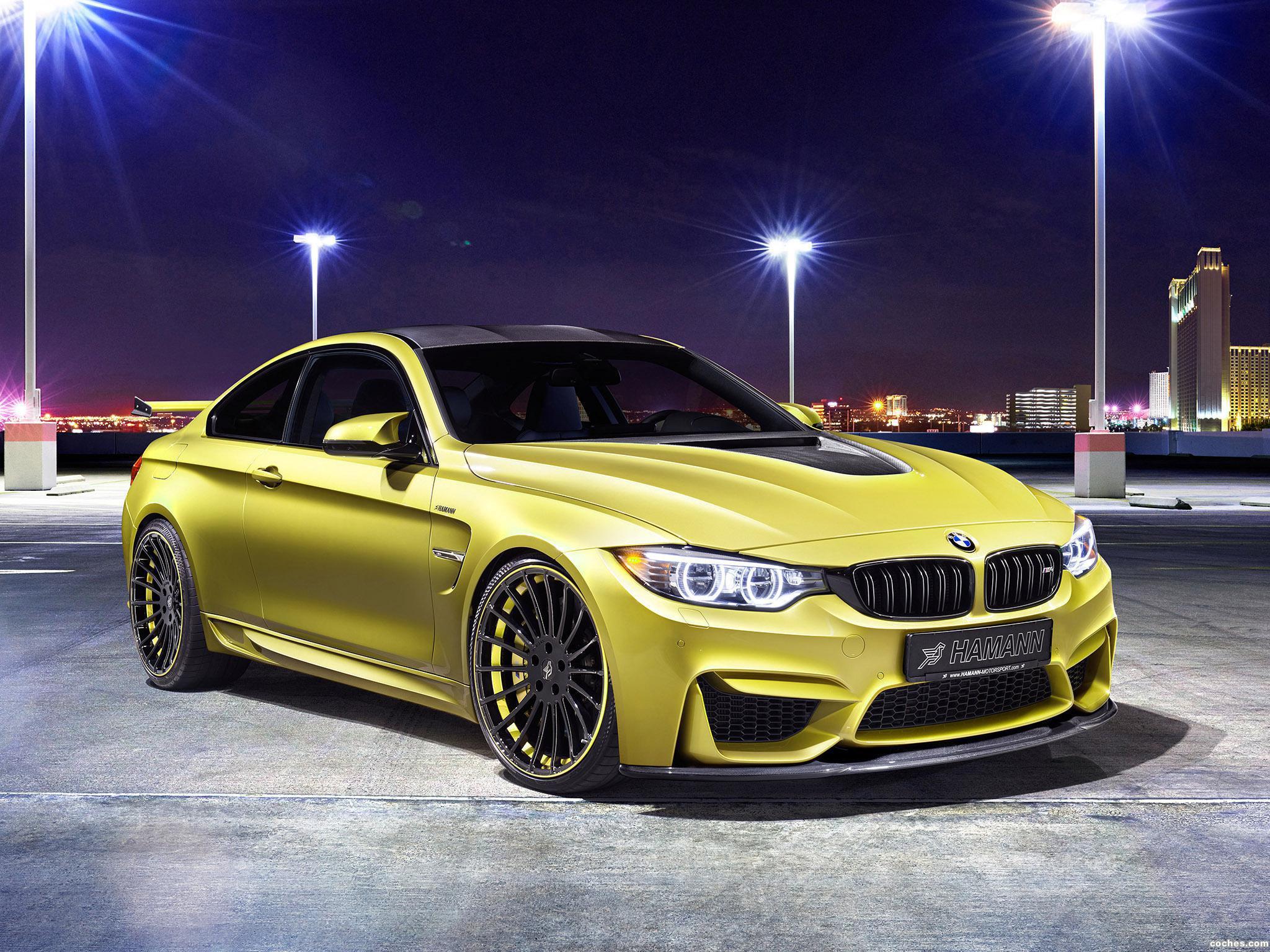 Foto 0 de Hamann BMW Serie 4 M4 F82 2014