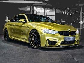 Ver foto 7 de Hamann BMW Serie 4 M4 F82 2014