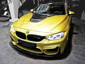 Ver foto 4 de Hamann BMW Serie 4 M4 F82 2014