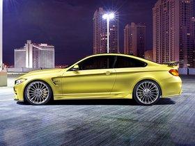 Ver foto 2 de Hamann BMW Serie 4 M4 F82 2014