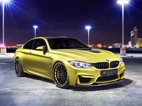 Ver foto 1 de Hamann BMW Serie 4 M4 F82 2014