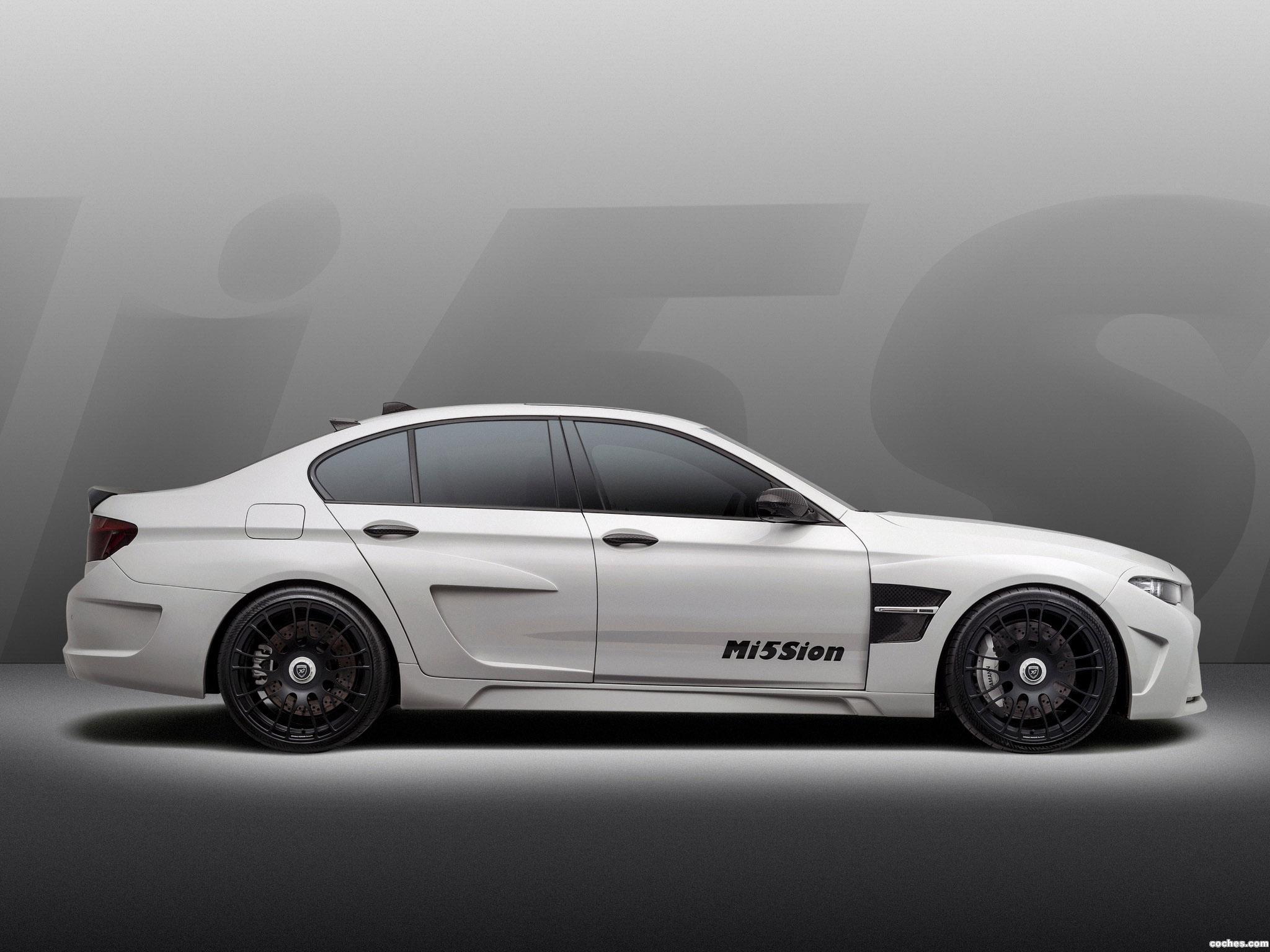Foto 3 de Hamann BMW M5 Mission F10 2013