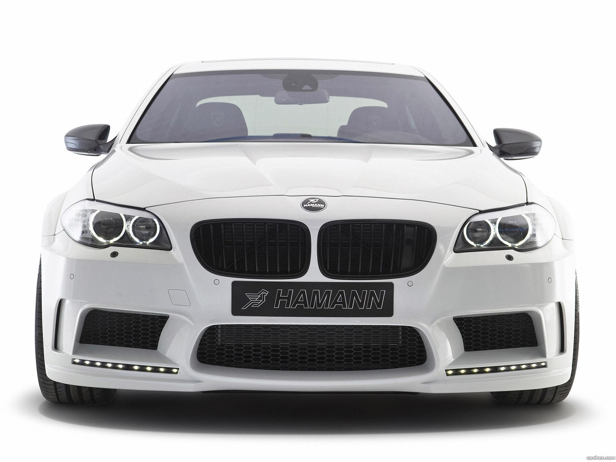 Foto 0 de Hamann BMW M5 Sedan F10 2012