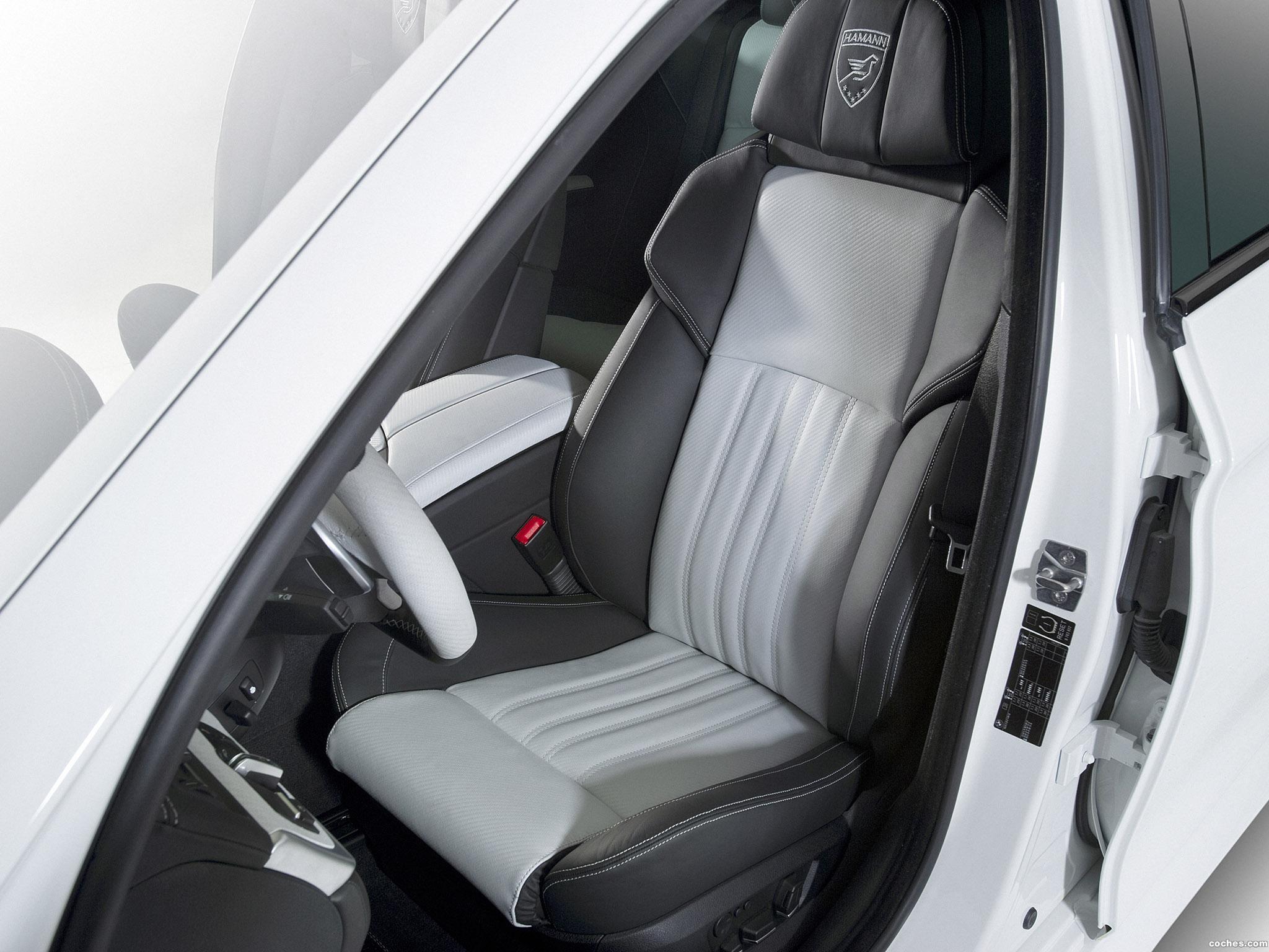 Foto 9 de Hamann BMW M5 Sedan F10 2012