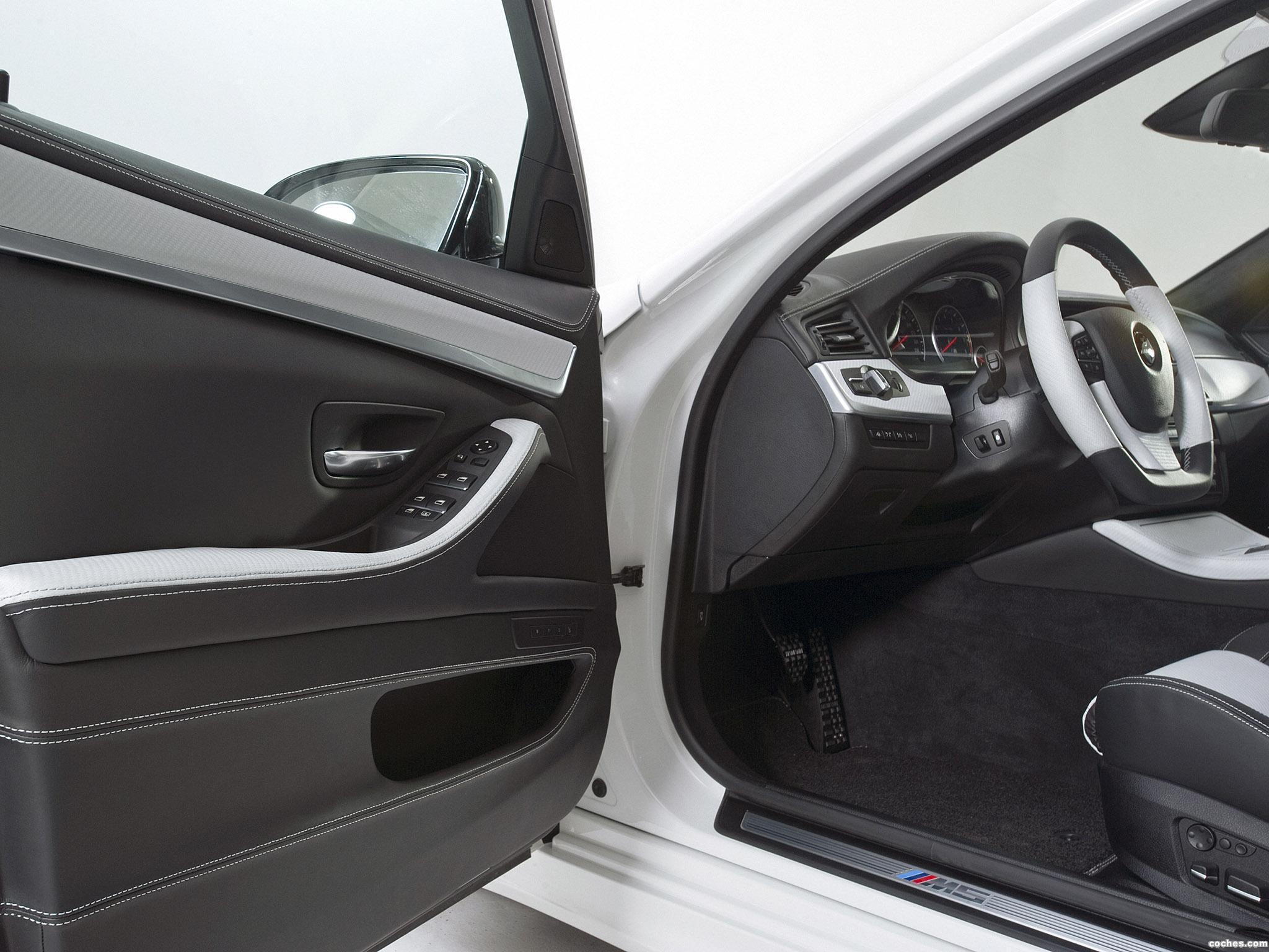 Foto 8 de Hamann BMW M5 Sedan F10 2012