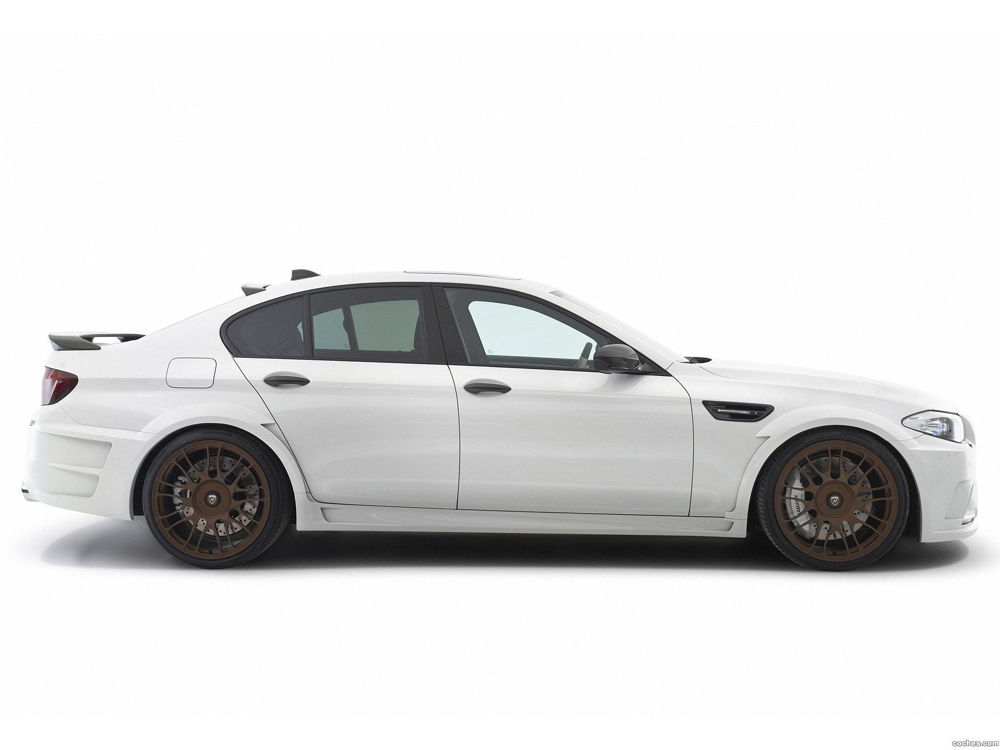 Foto 7 de Hamann BMW M5 Sedan F10 2012