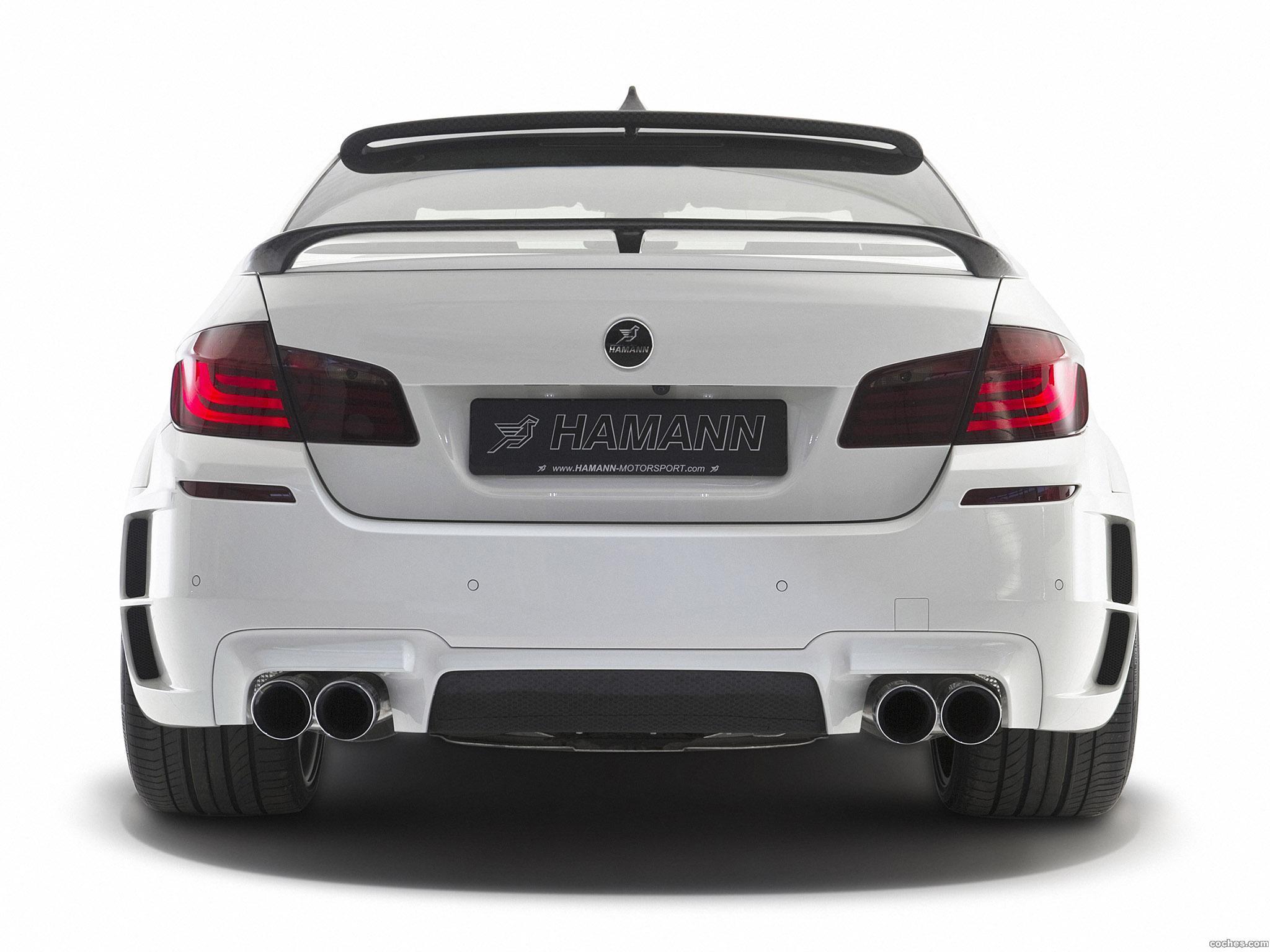 Foto 4 de Hamann BMW M5 Sedan F10 2012