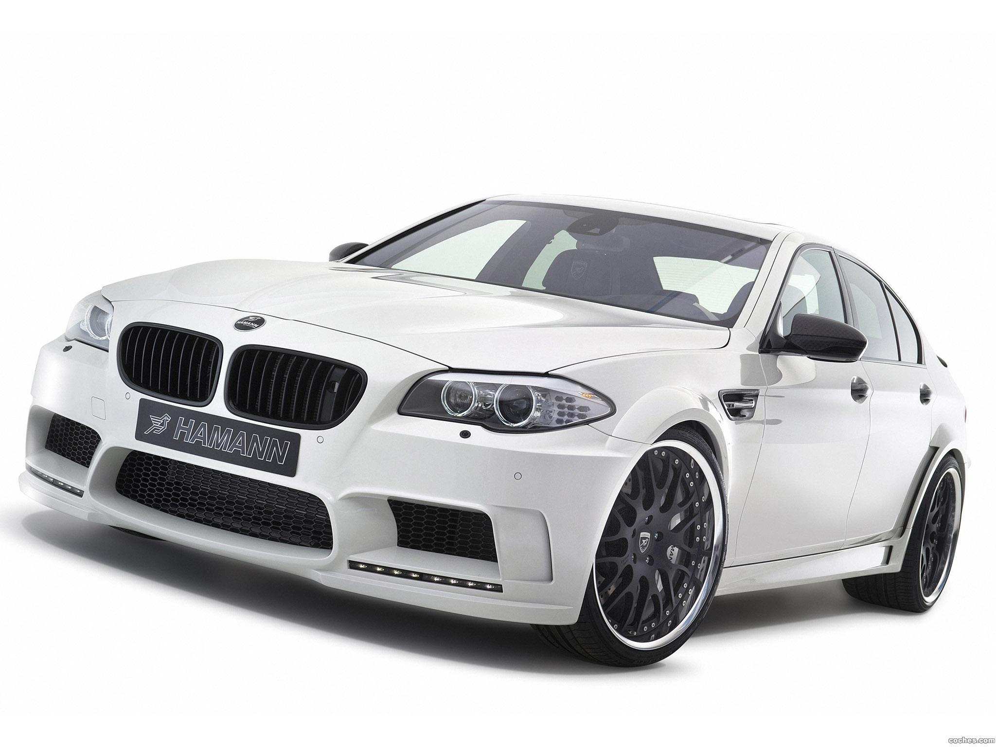 Foto 3 de Hamann BMW M5 Sedan F10 2012