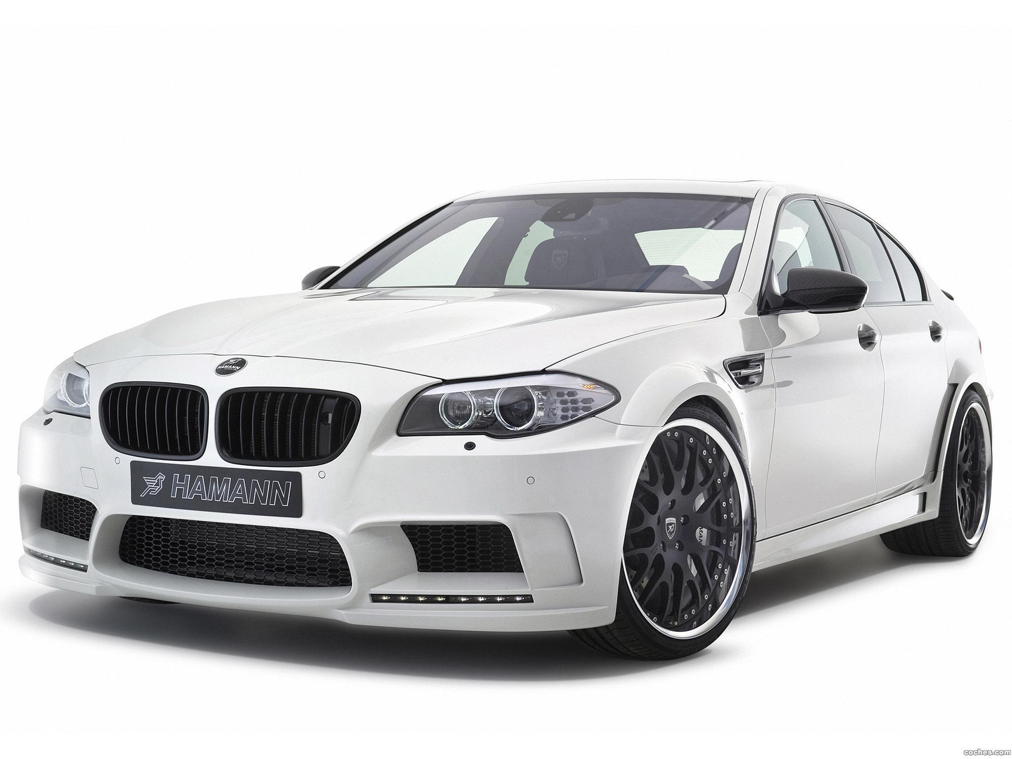 Foto 2 de Hamann BMW M5 Sedan F10 2012