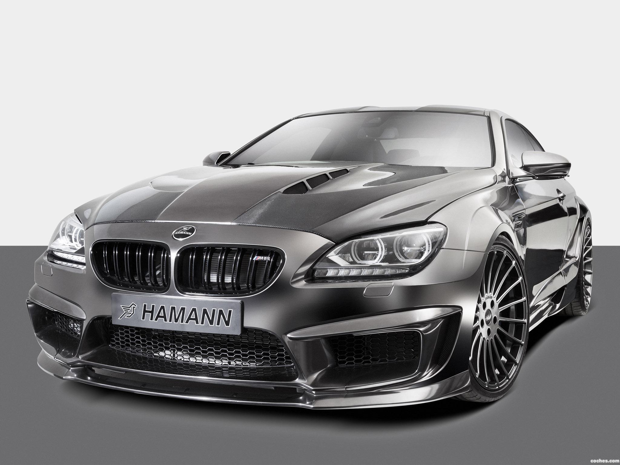 Foto 0 de Hamann BMW M6 Mirr6r F12 2013