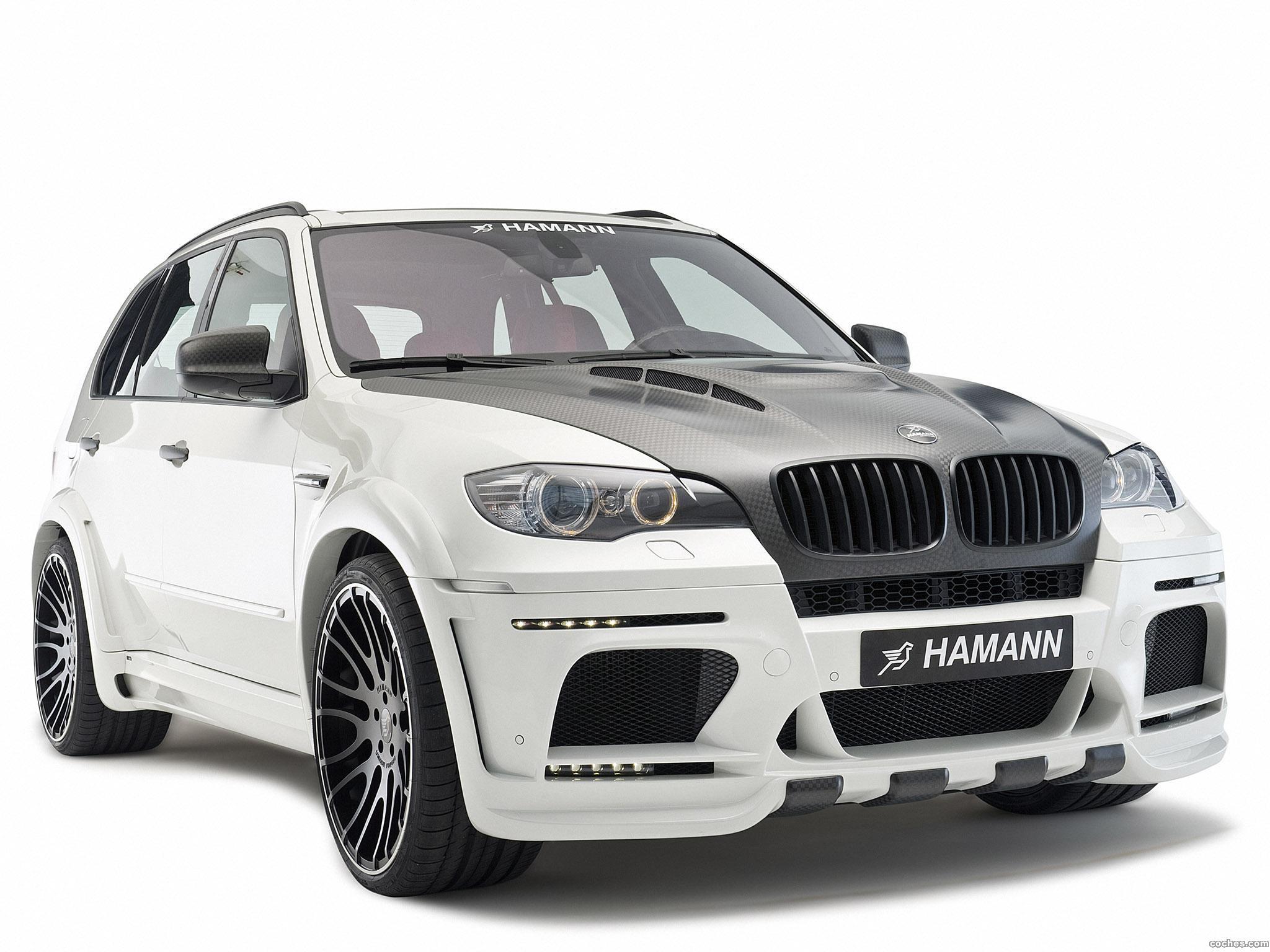 Foto 0 de BMW hamann X5 Flash Evo M E70 2010