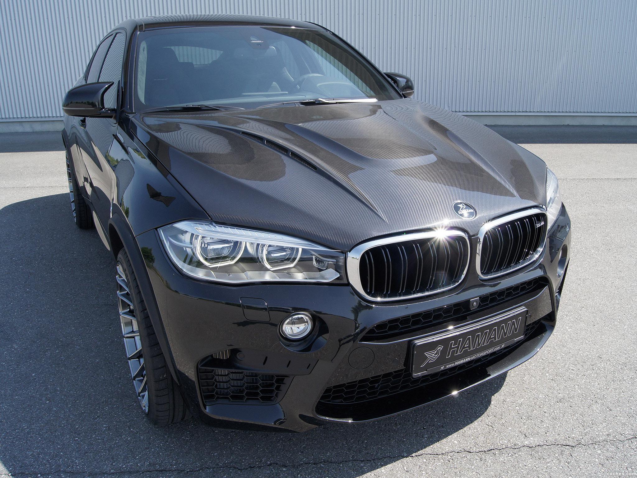 Foto 0 de Hamann BMW X6 M F16 2015