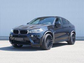 Ver foto 8 de Hamann BMW X6 M F16 2015