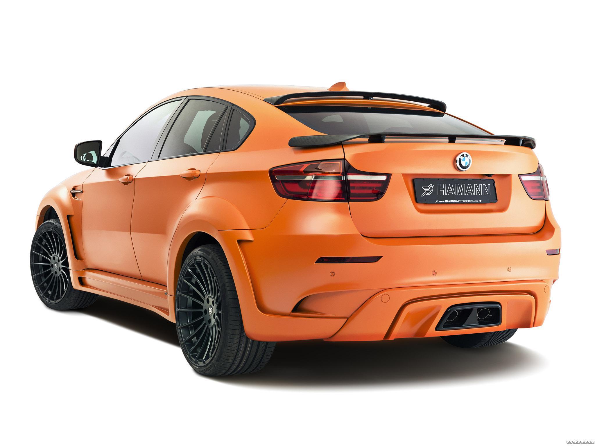 Foto 2 de Hamann BMW X6 M Tycoon II 2013