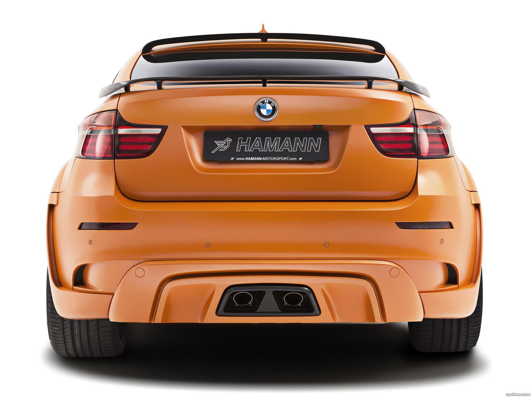 Foto 1 de Hamann BMW X6 M Tycoon II 2013