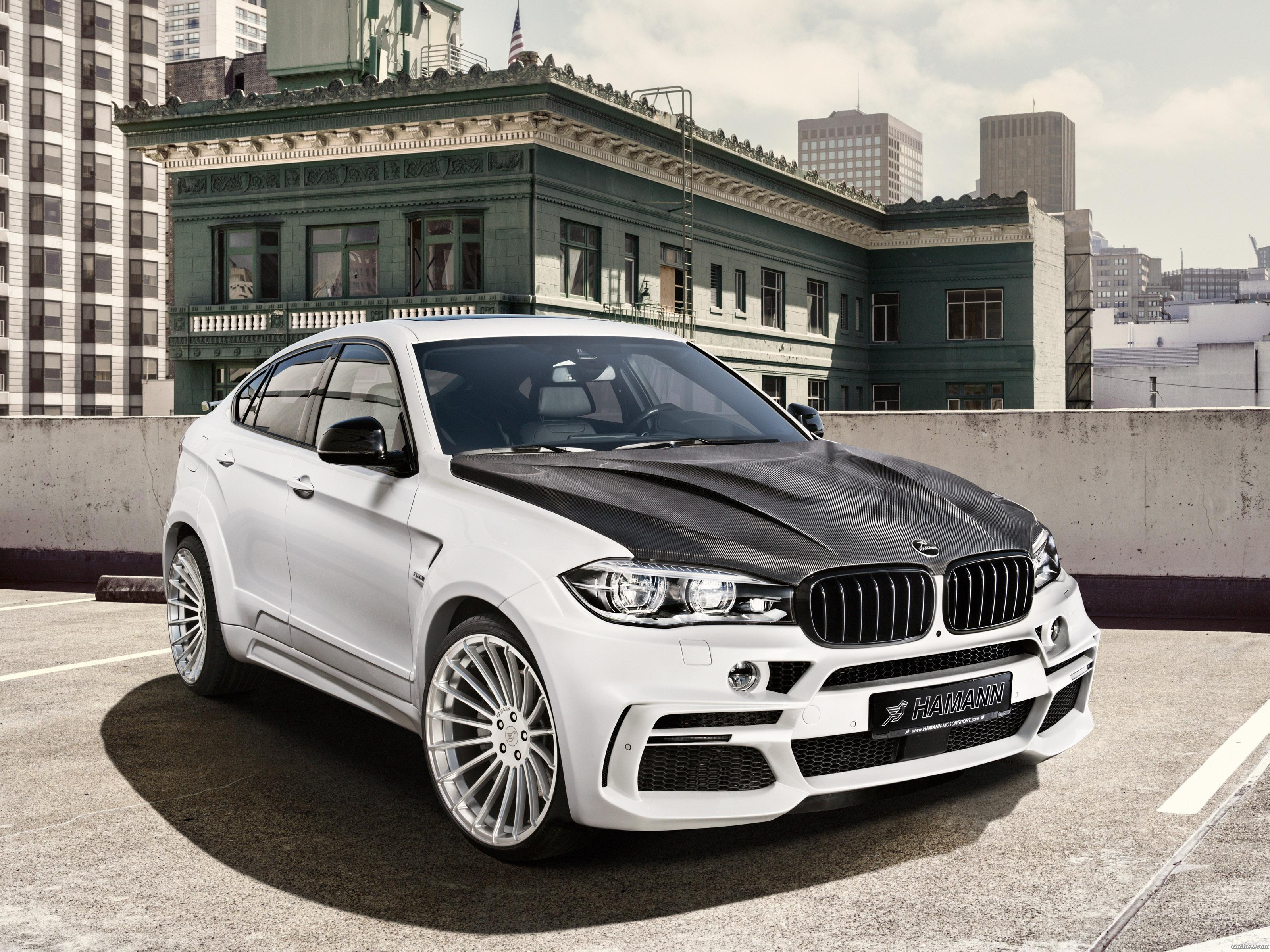 Foto 0 de Hamann BMW X6 M Widebody F86 2016