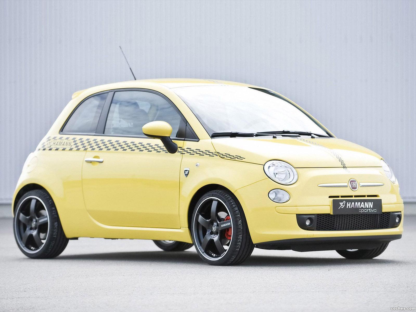 Foto 11 de Fiat Hamann 500 Sportivo 2008