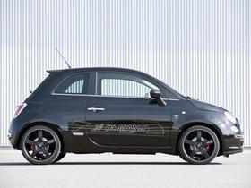 Ver foto 2 de Fiat Hamann 500 Sportivo 2008