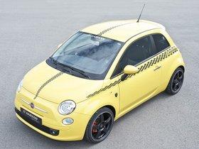 Ver foto 11 de Fiat Hamann 500 Sportivo 2008