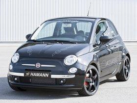 Ver foto 8 de Fiat Hamann 500 Sportivo 2008