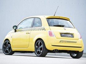 Ver foto 7 de Fiat Hamann 500 Sportivo 2008