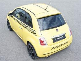 Ver foto 6 de Fiat Hamann 500 Sportivo 2008