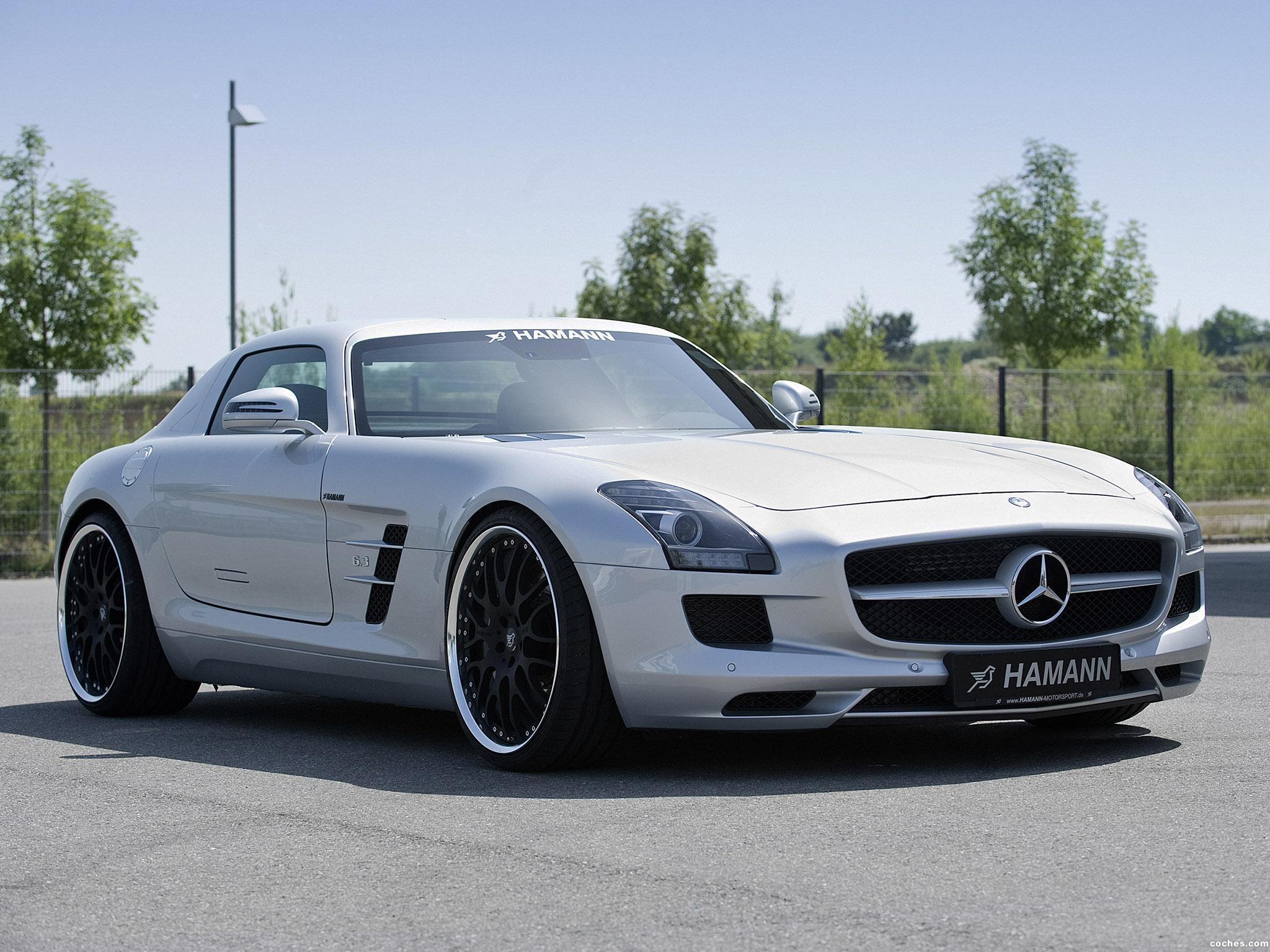Foto 0 de Mercedes hamann SLS AMG 2010