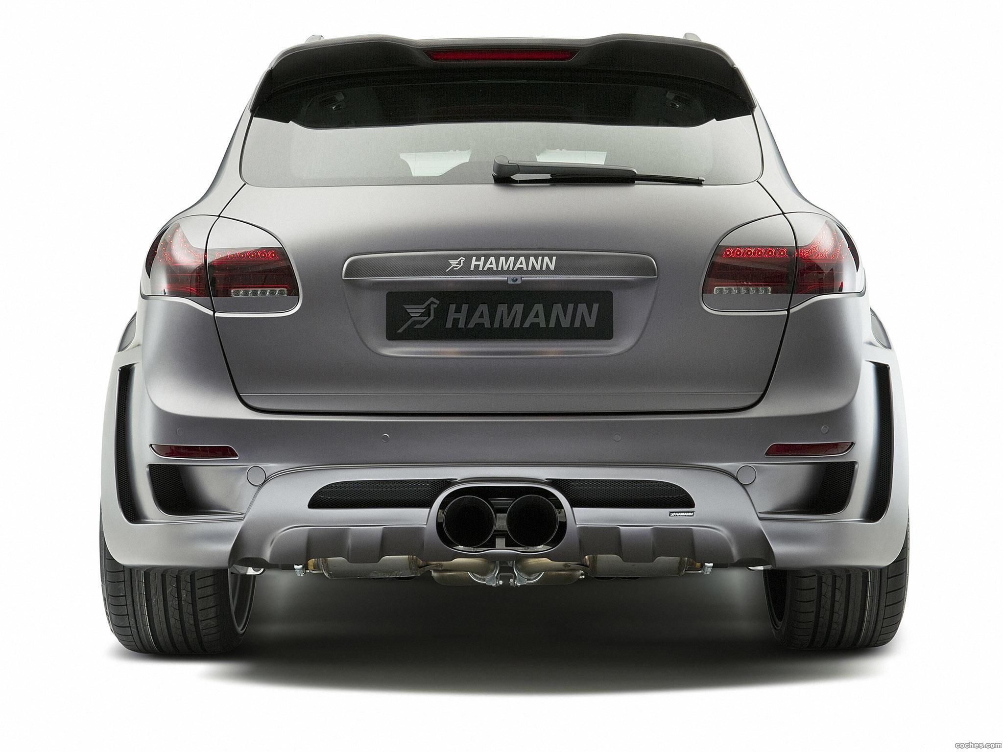 Foto 1 de Hamann Porsche Cayenne Guardian 2011