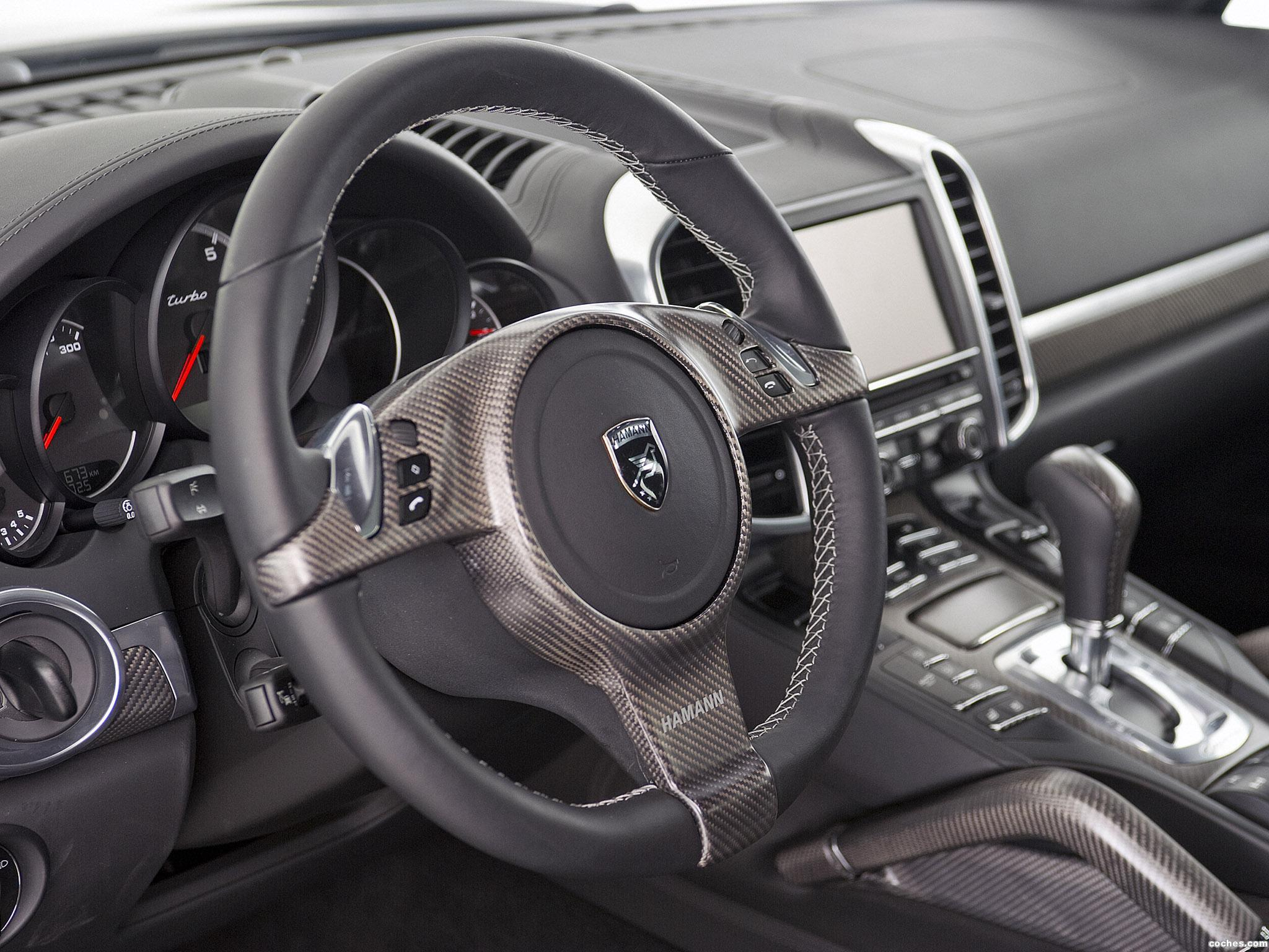 Foto 9 de Hamann Porsche Cayenne Guardian 2011
