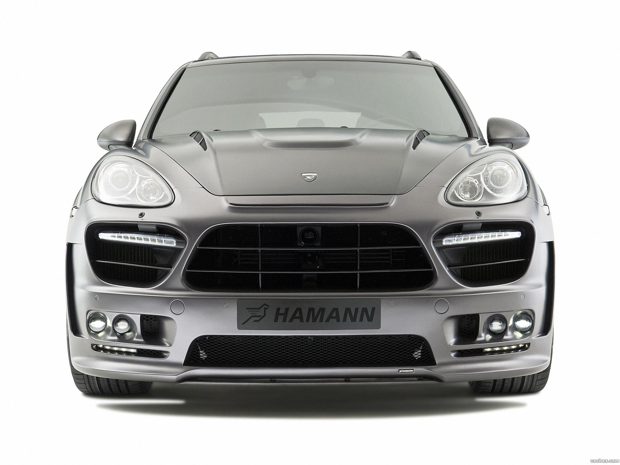 Foto 3 de Hamann Porsche Cayenne Guardian 2011