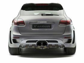 Ver foto 2 de Hamann Porsche Cayenne Guardian 2011