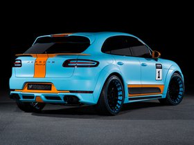 Ver foto 2 de Hamann Porsche Macan S 2015