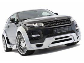 Ver foto 1 de Hamann Range Rover Evoque SD4 Dynamic 2012