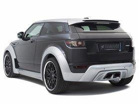 Ver foto 11 de Hamann Range Rover Evoque SD4 Dynamic 2012