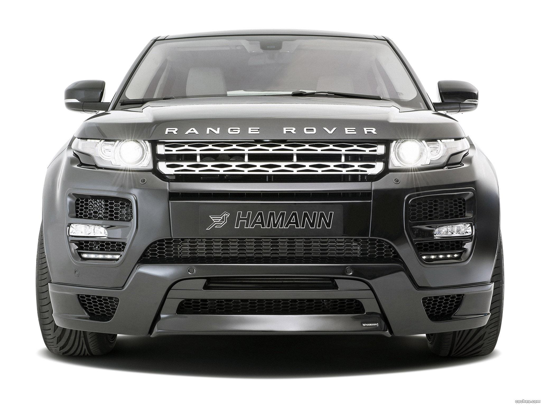 Foto 0 de Hamann Land Rover Range Rover Evoque SI4 2012