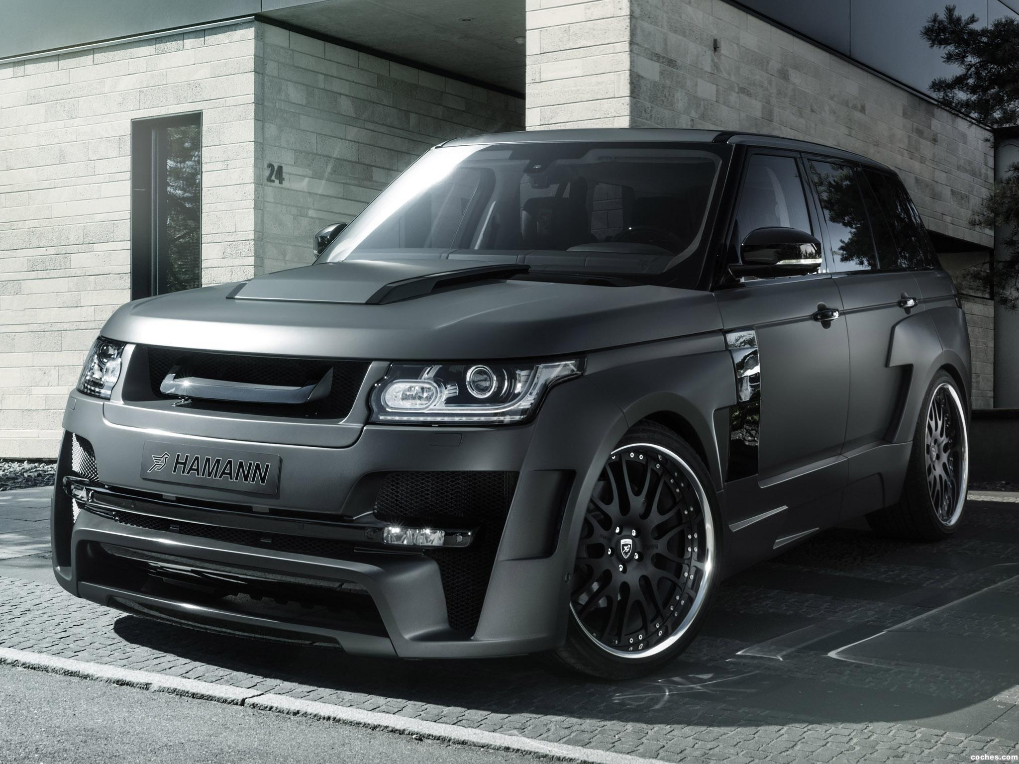 Foto 0 de Hamann Land Rover Range Rover Mystere 2013