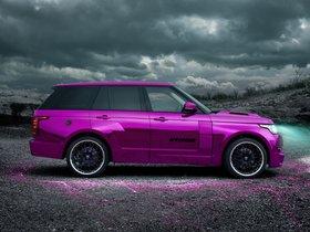 Ver foto 6 de Hamann Land Rover Range Rover Mystere 2013