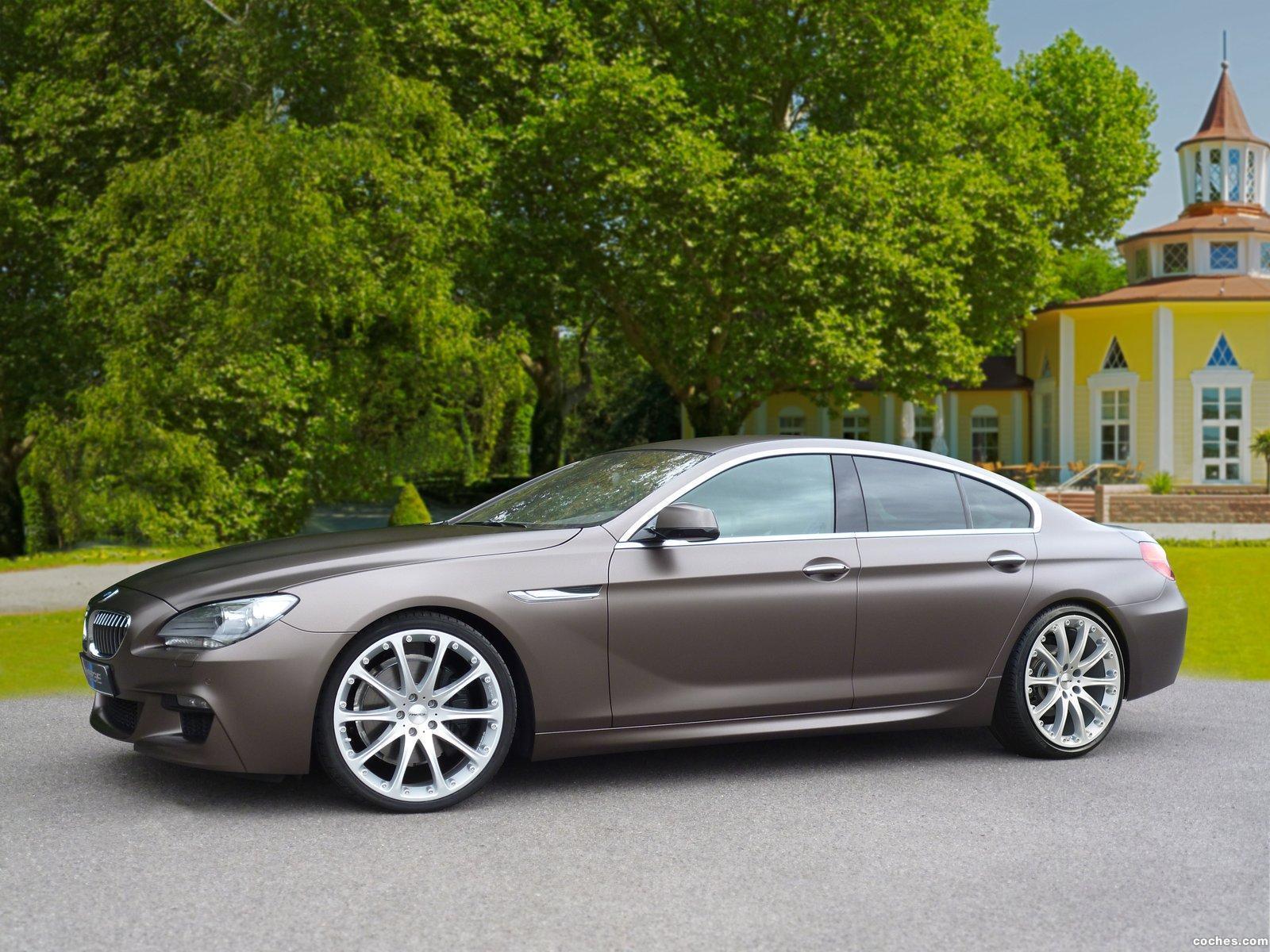 Foto 0 de BMW Hartge Serie 6 640i Gran Coupe 2013