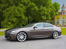 Ver foto 1 de BMW Hartge Serie 6 640i Gran Coupe 2013