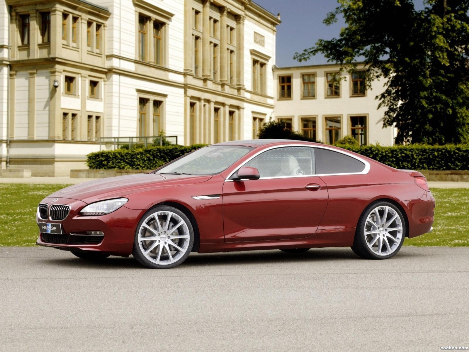 Foto 0 de Hartge BMW Serie 6 Coupe 2012