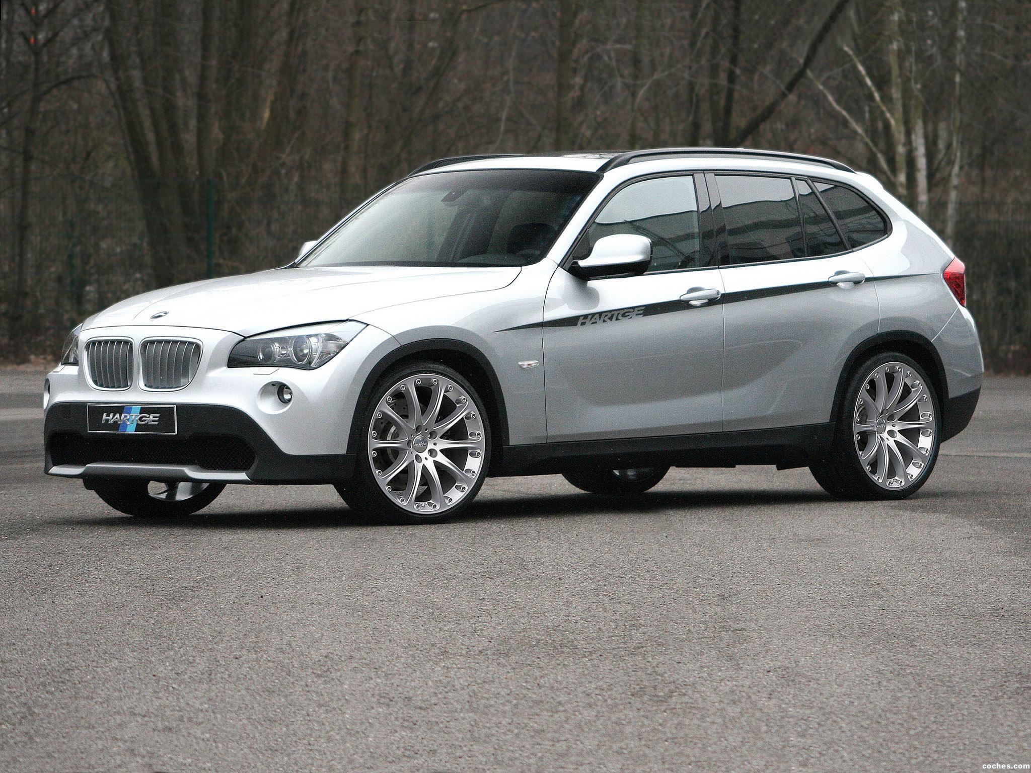 Foto 0 de BMW X1 hartge 2010