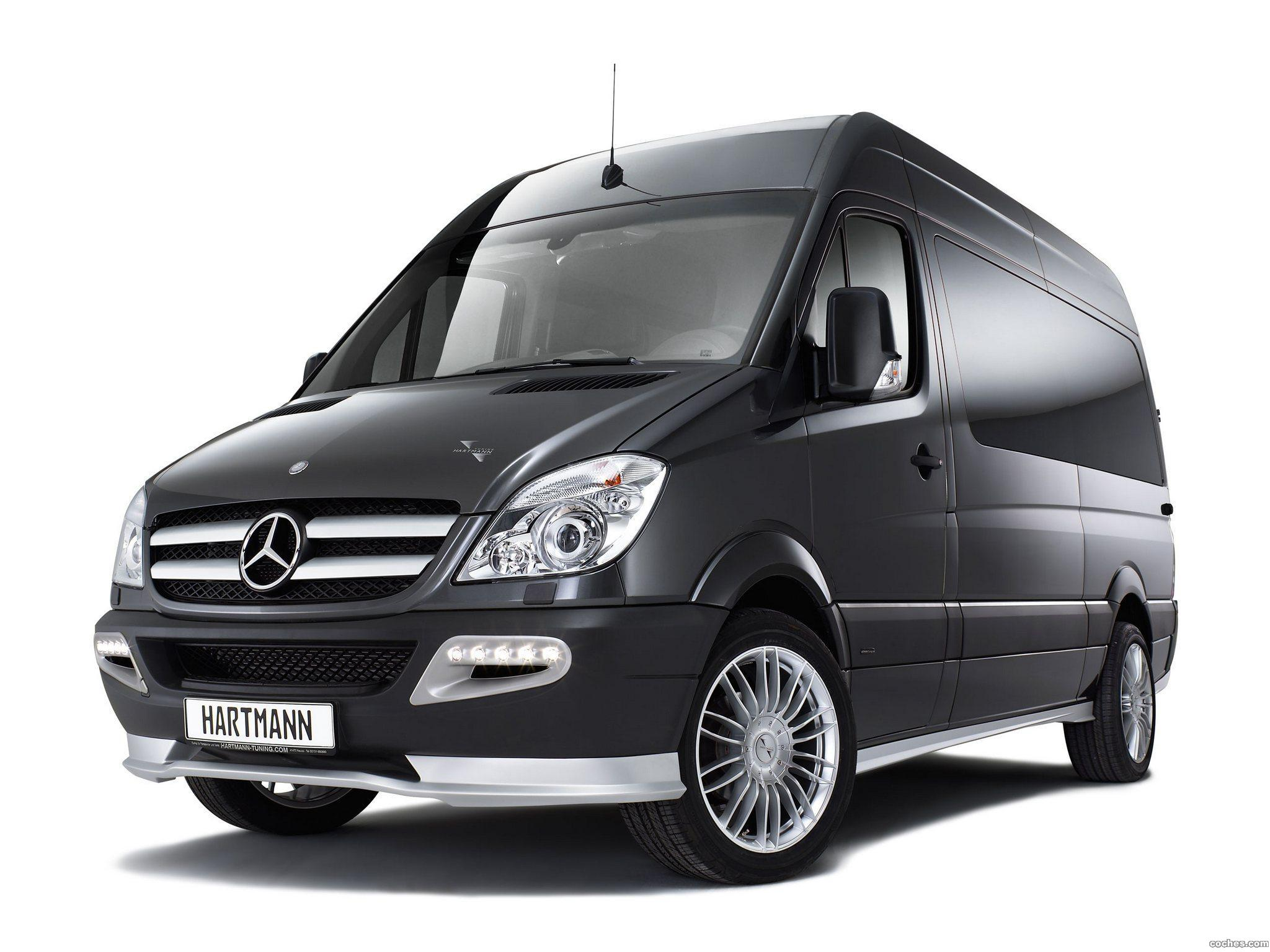 Foto 0 de Hartmann Mercedes Sprinter SP Steam W906 2012