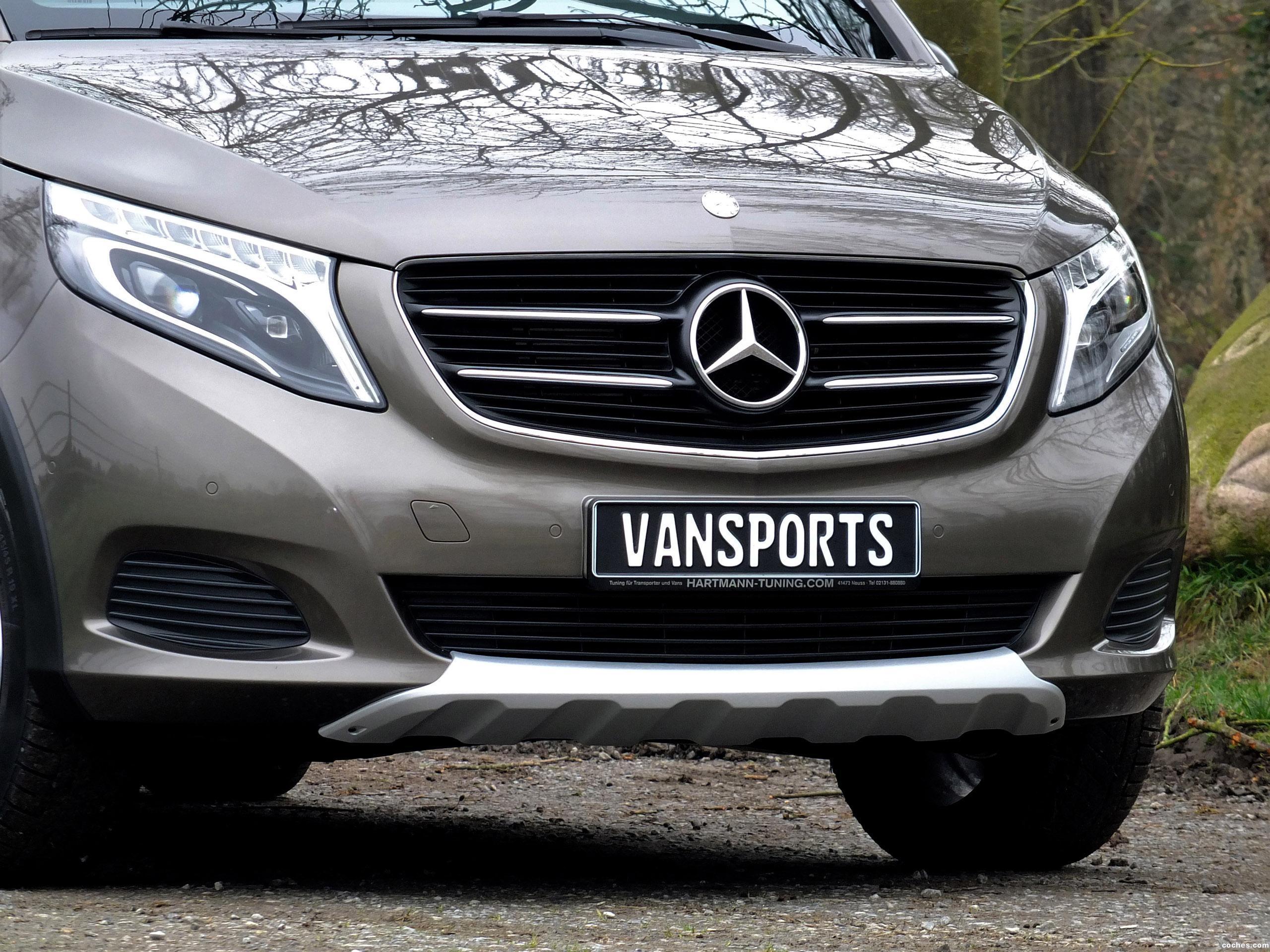 Foto 7 de Hartmann Mercedes VP Gravity W447 2018