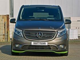 Ver foto 9 de Hartmann Mercedes Vito Tourer 119 BlueTec 2014